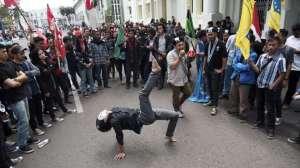 mahasiswa demo jokowi