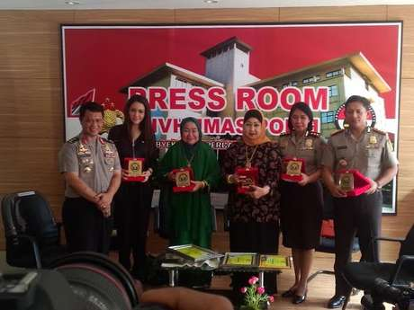 PRESS ROOM POLRI