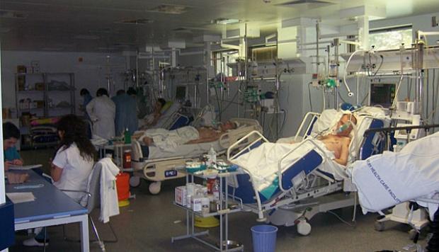 ruang icu rumah sakit