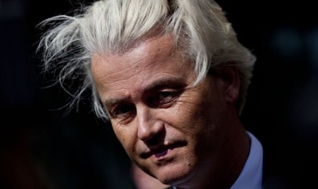satan demon geert wilders