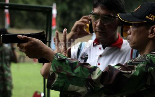 lomba tembak internasional tni