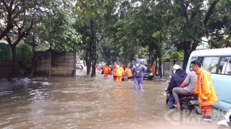 banjir pejaten
